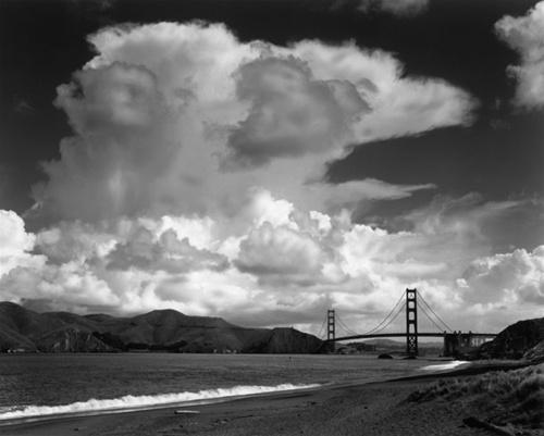 Golden Gate from Baker Beach
