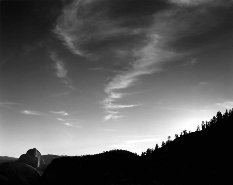 Half Dome, Olmstead Point - A Yosemite Special Edition Photograph