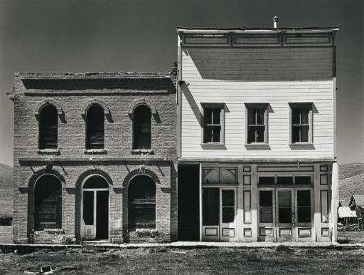 """Bodie, California, 1938"" by Ansel Adams"