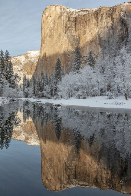 """El Capitan, Reflection"" by Mike Reeves"