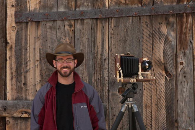 Mike Reeves, Ansel Adams Gallery Staff Photographer